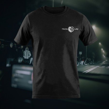 Critical Racing - Czarny T-Shirt