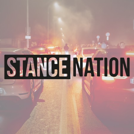 StanceNation - Naklejka