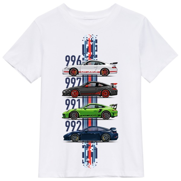 911 GT3 Tribute | Limited Edition 1 of 500